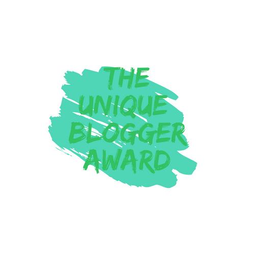 TheUniqueBloggerAWARD